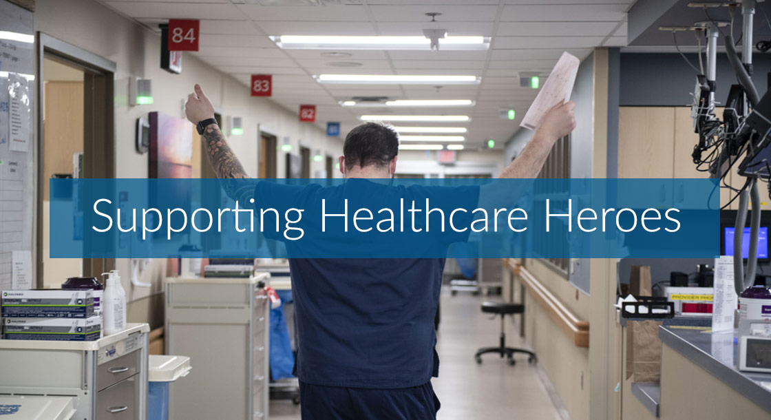 LMCU - Supporting Healthcare Heroes