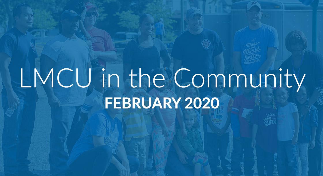 lmcu community events in february 2020