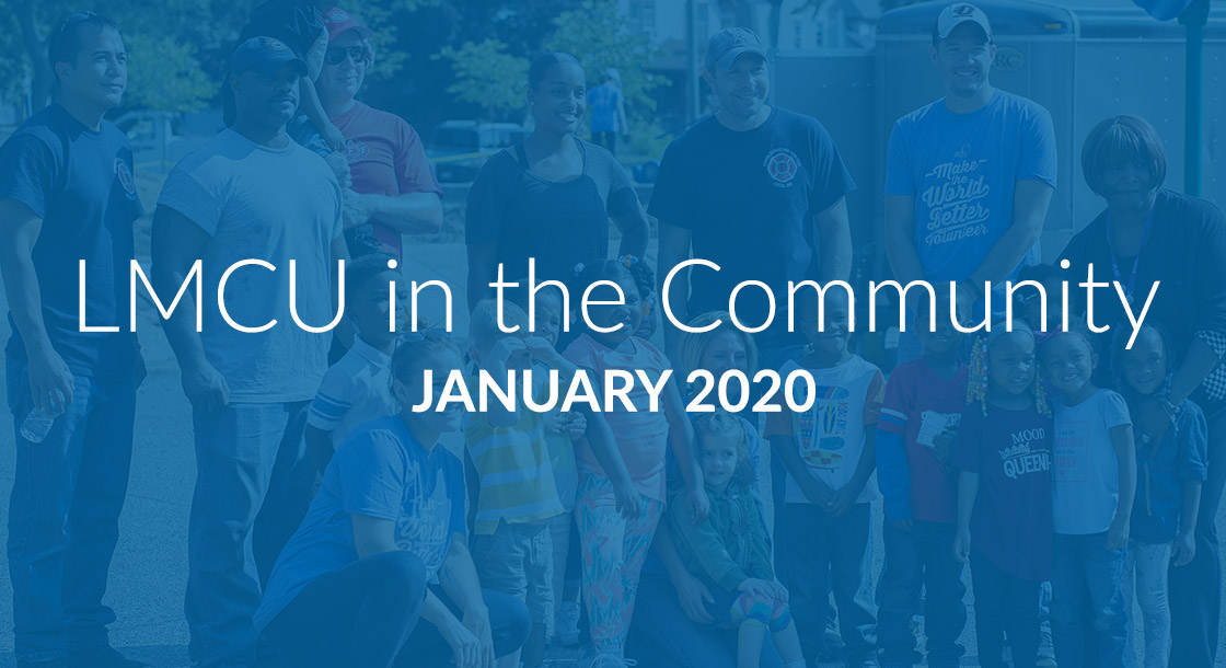 lmcu events in the community in january 2020